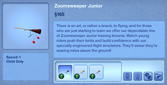 Zoomsweeper Junior