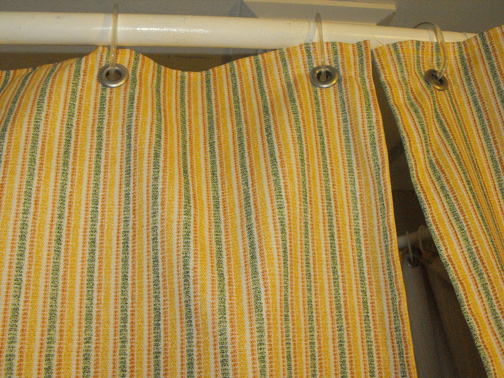 Shower curtain 2