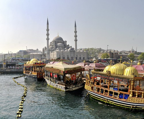 The famous place in Istanbul