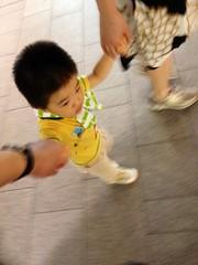 東京ミッドタウン散歩 (2012/9/7)