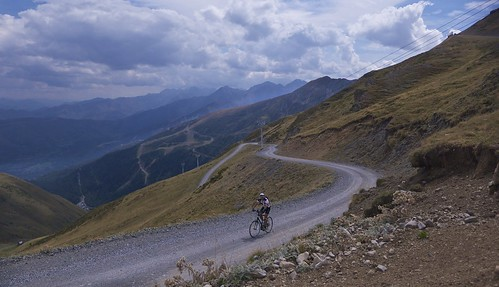 View from Col de Portet