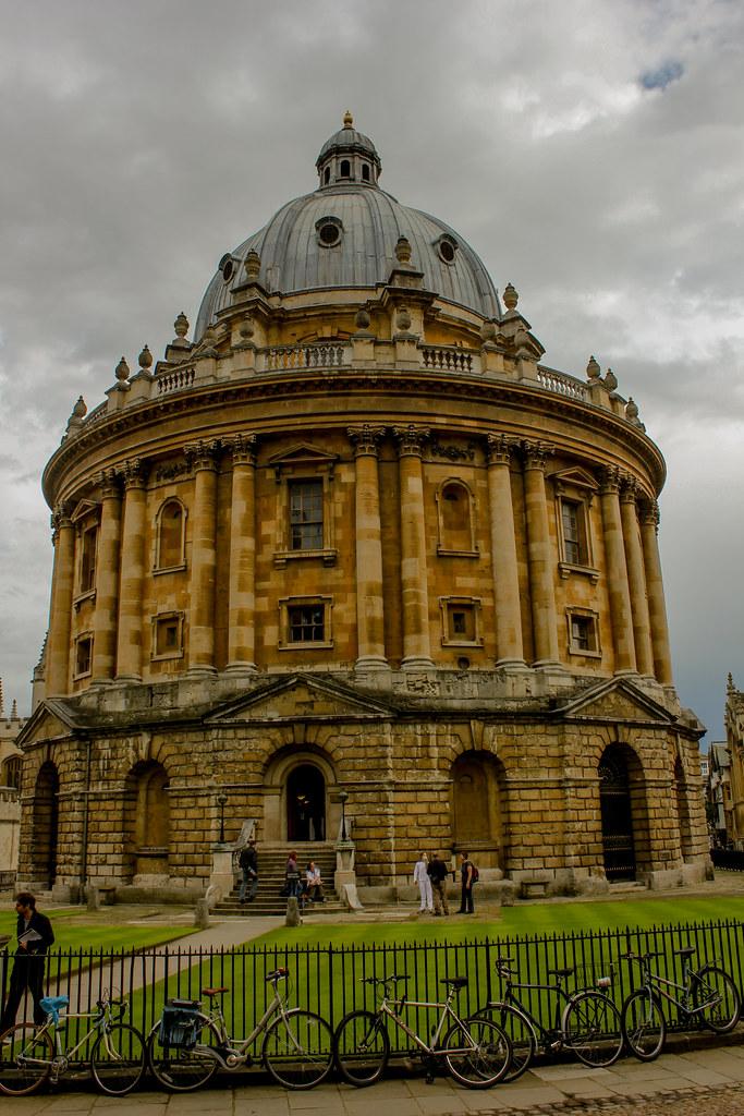 Radcliffe Camera de Oxford