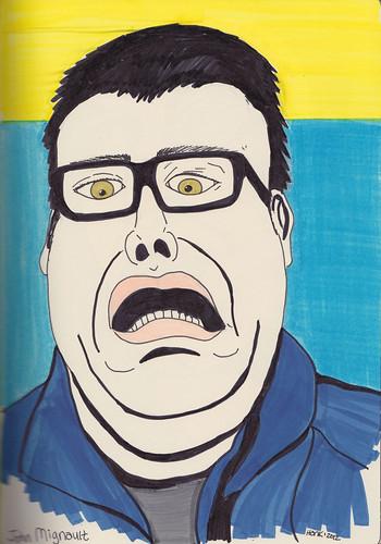 John Mignault by Hank V