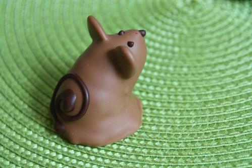 Chocolate Hazelnut Mouse