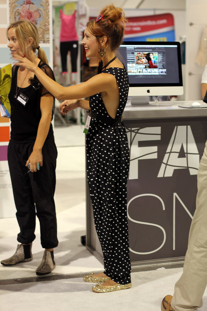 MAGIC Tradeshow - August 2012 Las Vegas - Digital Influencers