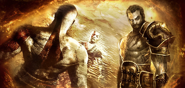 God of War's Most Epic Moments: Brothers in Arms