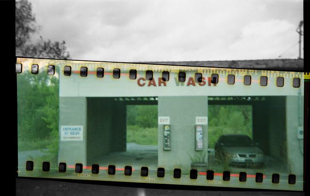 CAR (W)ASH, Whitehall, N.Y.