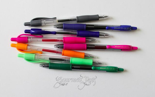 Ikea Gel Pens