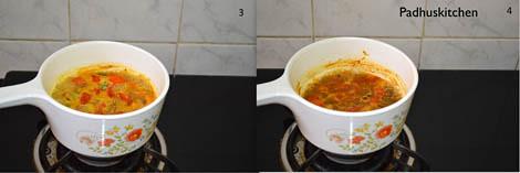 pepper rasam recipe (tamil)