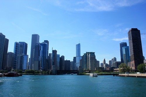 Chicago Skyline - United States