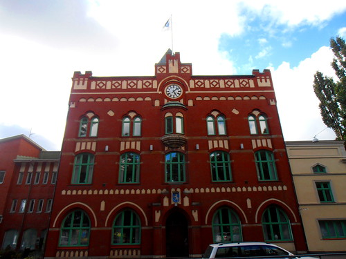 Arvika's Stad House