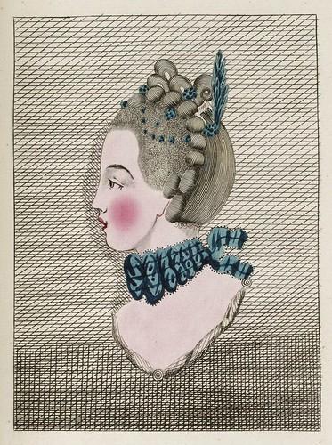 010-L'Art de la Coiffure des Dames Françaises…1767-Monsieur Legros
