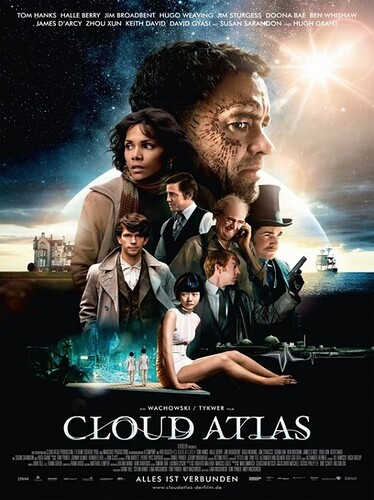 云图 Cloud Atlas(2012)
