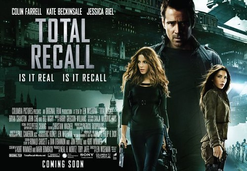 TOTAL RECALL o lo increible posible... by LaVisitaComunicacion