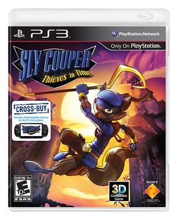 Sly Cooper: Thieves in Time para PS3 e PS Vita