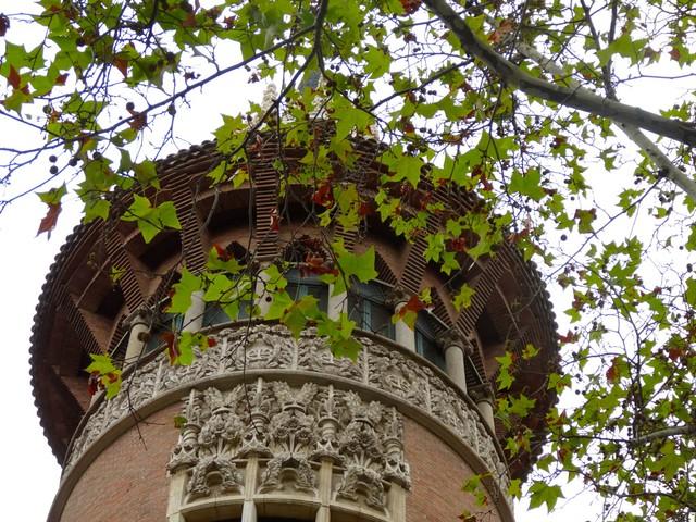 Casa Terrades, Barcelona