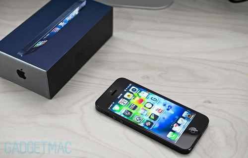 iPhone 5 in Black