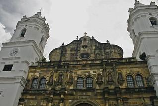 Image of Catedral Metropolitana near Ancón. general wiki 08059dcmhn