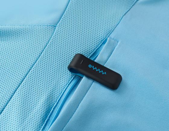 FitBit Wellness Tracker, design by NewDealDesign