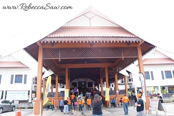 malaysia tourism hunt 2012 - terengganu nor arfa batik