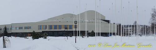 winter suomi finland geotagged rovaniemi lappland invierno scandinavia finlandia alvarallto laponia escandinavia luciojosemartinezgonzalez luciokeywordsjosekeywordsmartinezkeywordsgonzalez geo:lat=664965948888889 geo:lon=257228608888889 alvarkeywordsallto