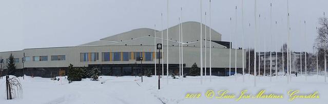 Rovaniemi: The Lappia Hall