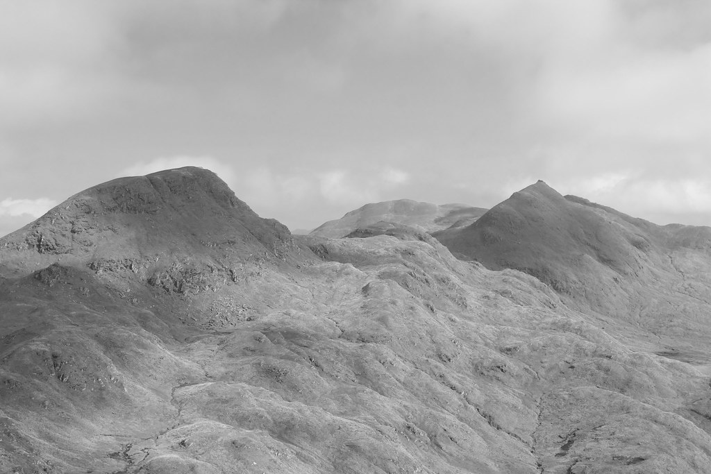 The Tarmachan Ridge