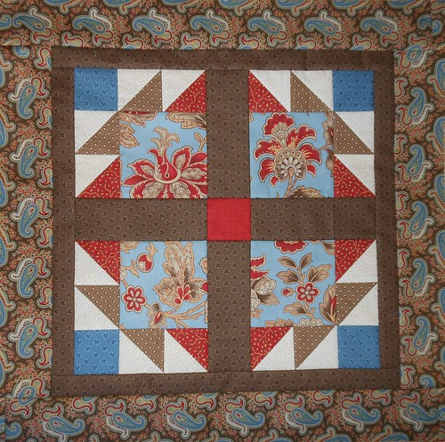 mini quilt by JasonsMum