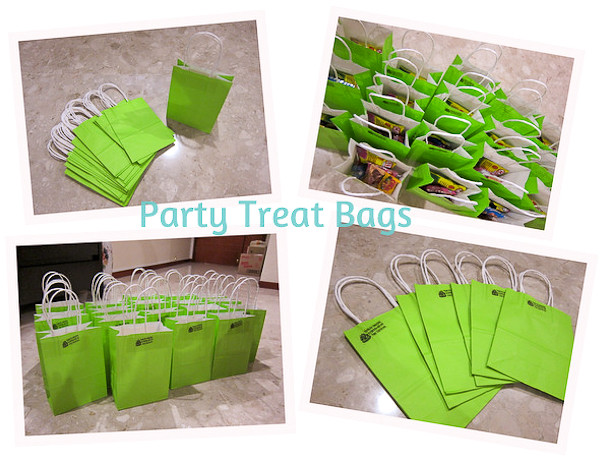 Party Treat Bags