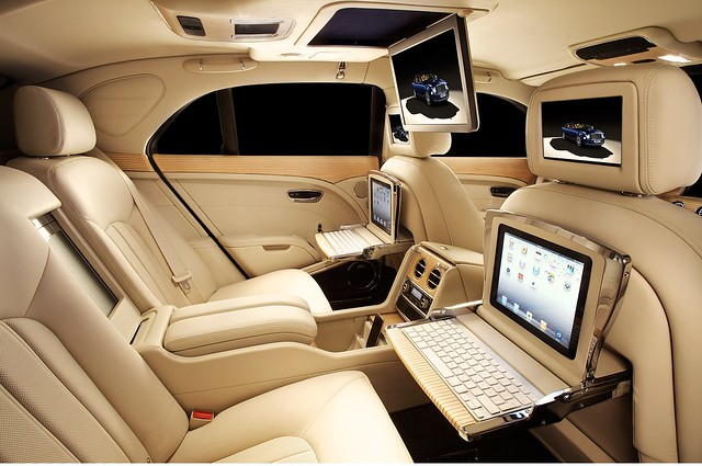 Bentley press release _Mulsanne Executive Interior_ image (1)