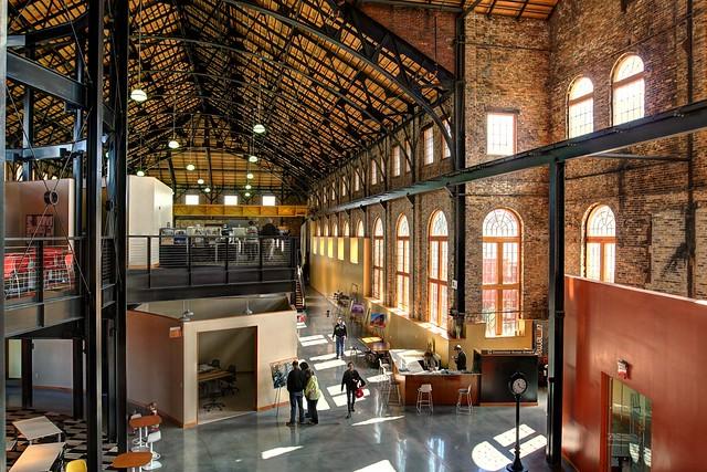 Zimmerman Architectural Studios interior