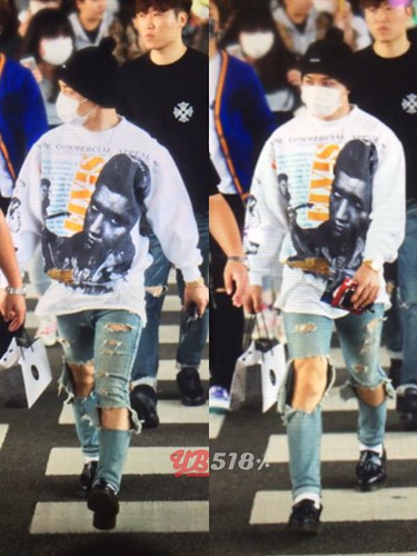 Big Bang - Incheon Airport - 28sep2015 - YB 518% - 04