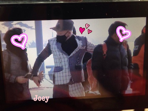 Tae Yang - Incheon Airport - 09jan2015 - Joey_GD - 01