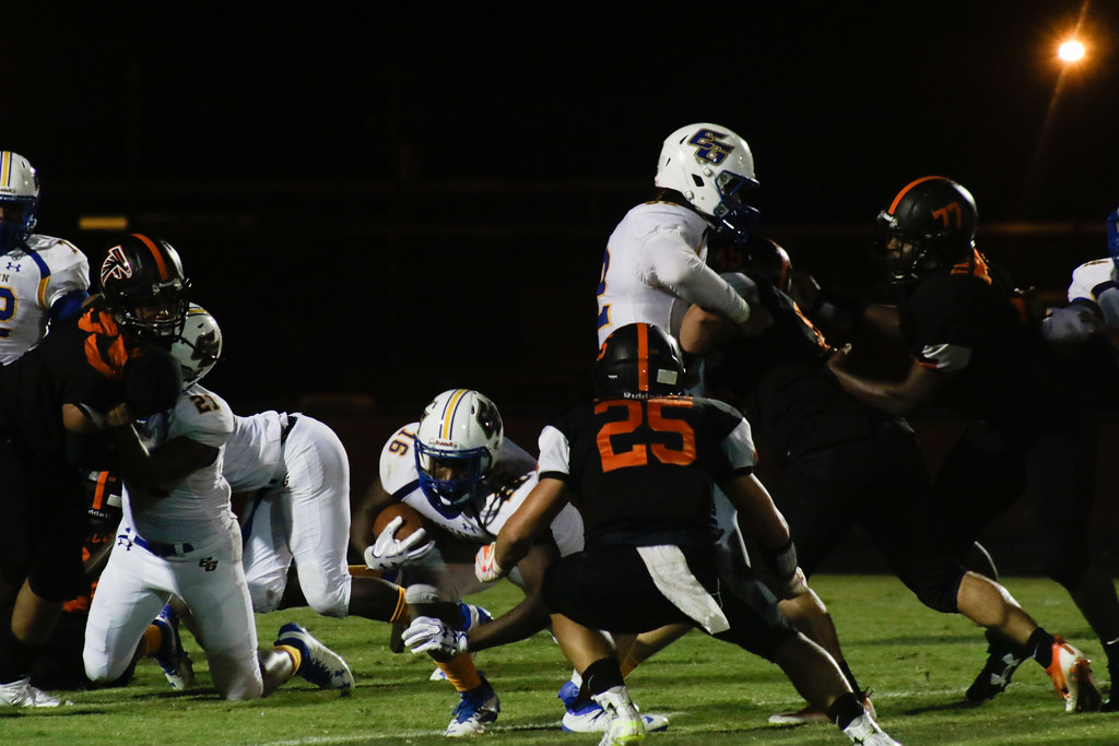 Photos From Southeast Vs Eastern Football From Cameron Robles