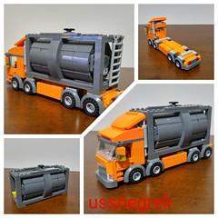 Container Bi-Truck!✌