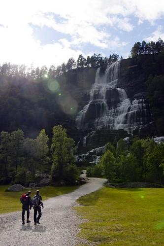 150 Cascadas de Tvindefossen