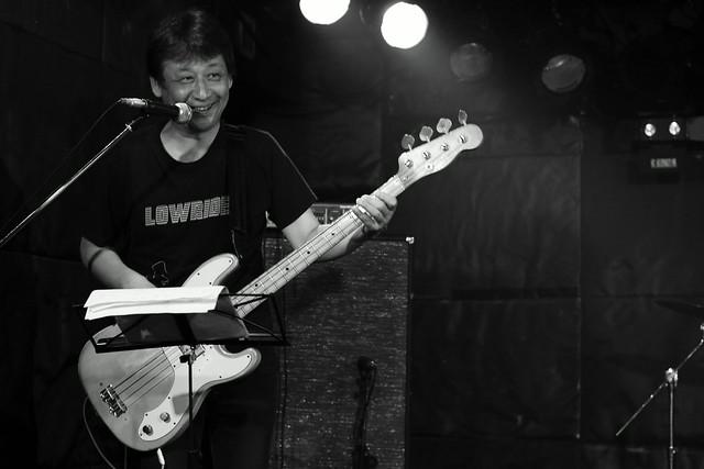 かすがのなか live at Outbreak, Tokyo, 27 Jul 2012. 354