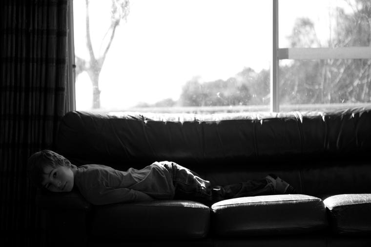 lounging