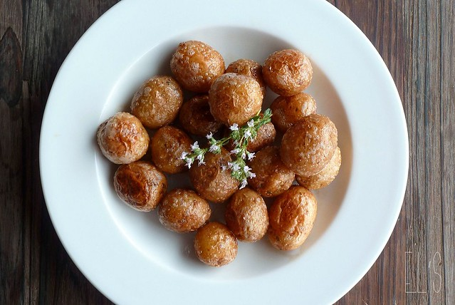 Pommes de terre bonnottes de Noirmoutier