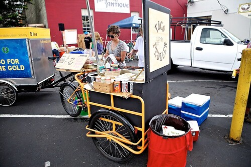 Taco Pedaler, Portland Oregon