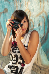 The Girl and The Camera