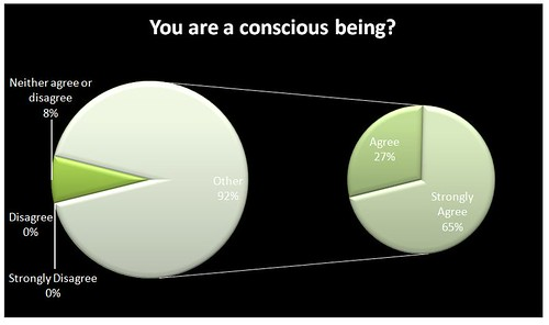 You are a conscious being?
