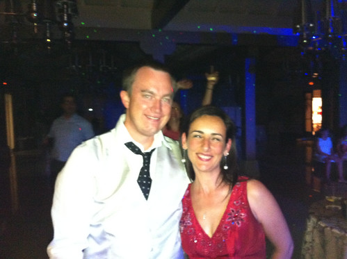 Partying - Emi and Mario's Wedding