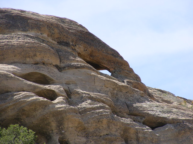 New Mexico Natural Arch NM-336