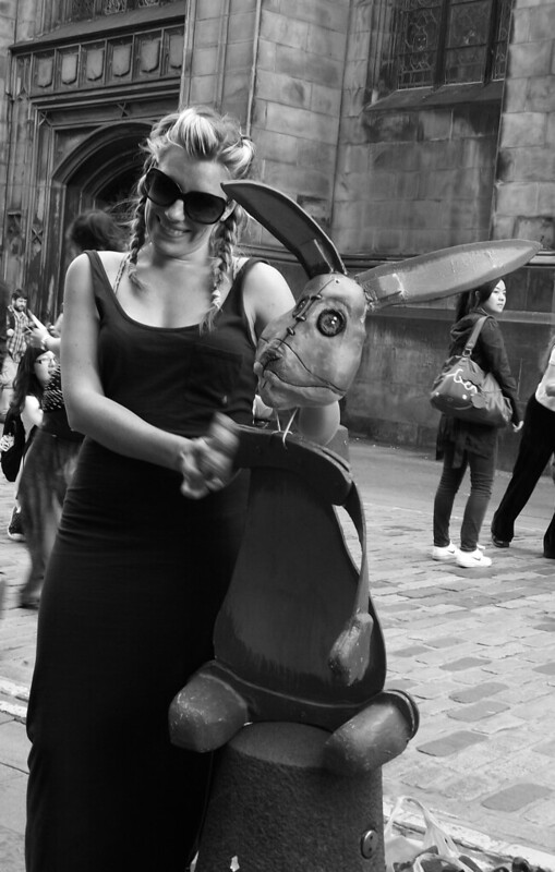 Edinburgh Fringe on the Mile 2012 0104