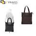 I'Praves Premium s brown and black fashion purse