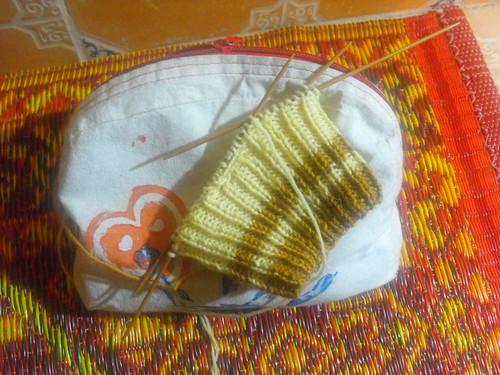 Calcetas trigo