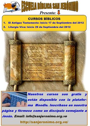 curso biblia