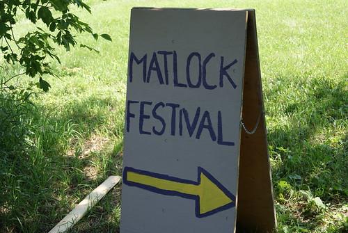 Matlock Day 1