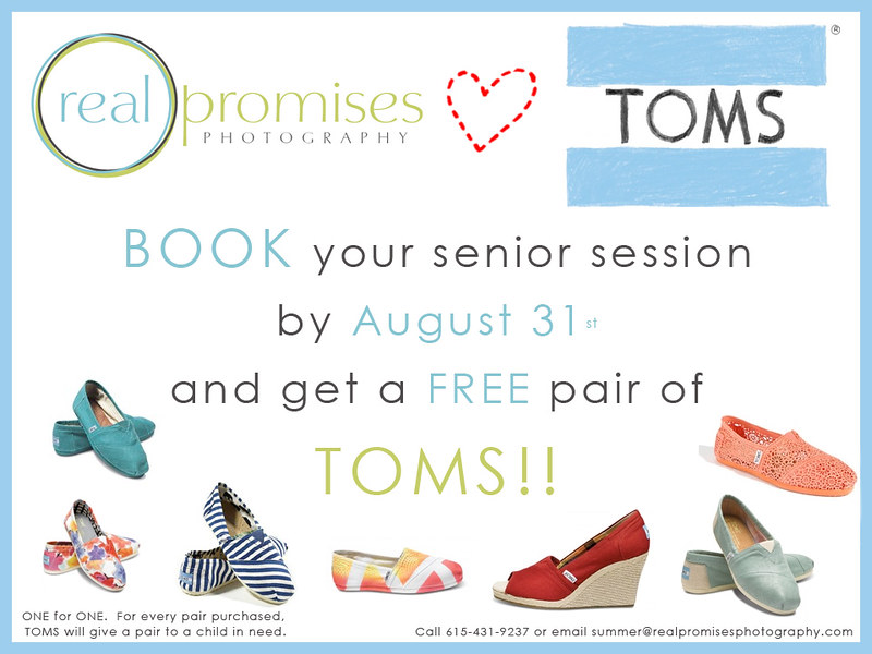 7783515162 0f4ba82e48 c Want FREE TOMS? | Awesome Nashville High School Senior